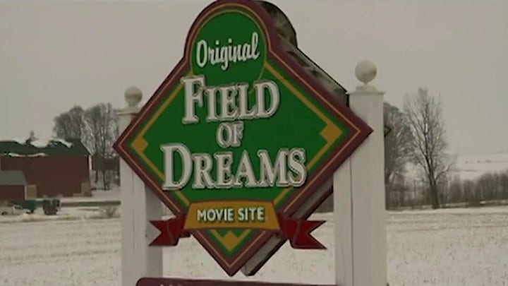 Touring Iowa's 'Field of Dreams'