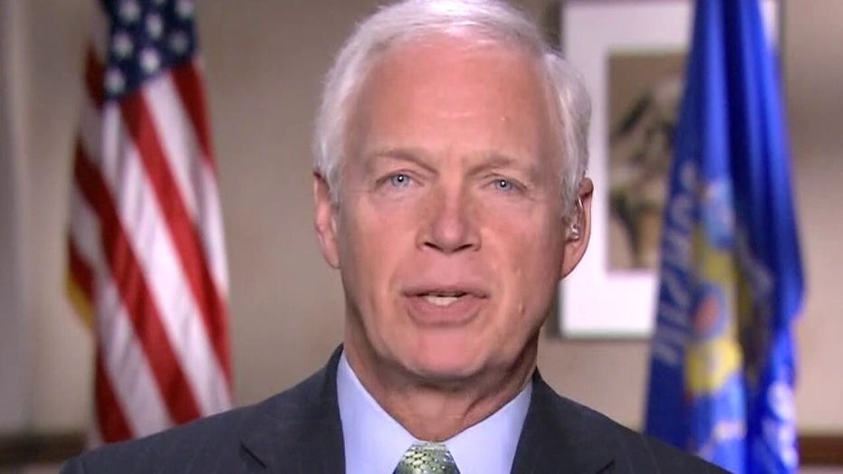 Rep. Ron Johnson: Pelosi, Schumer are never going to negotiate in good faith