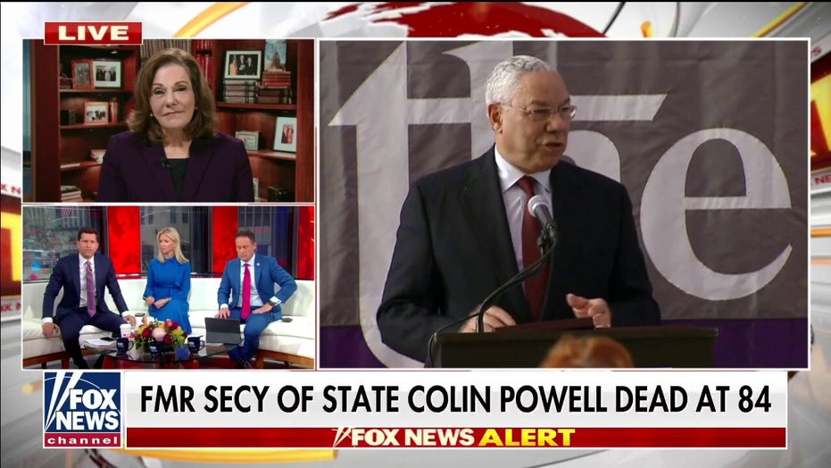 KT McFarland: Colin Powell's greatest gift to us all