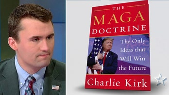 Charlie Kirk: Trump has a tried and true way of connecting with Americans, and it baffles the left