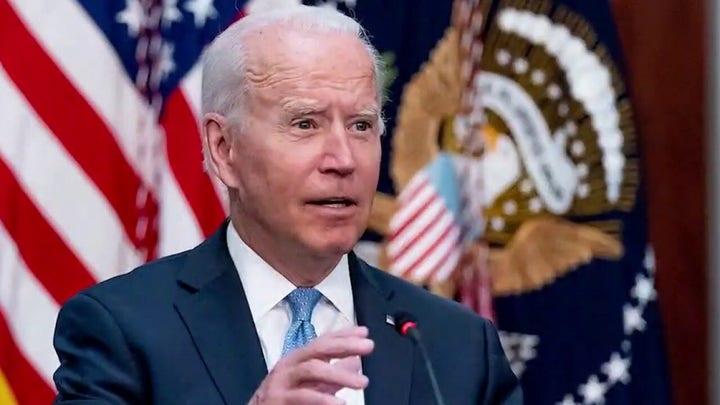 Biden's media coverage under scrutiny amid crises