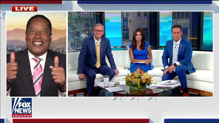 Larry Elder slams Newsom on 'Fox & Friends' ahead of recall vote: Dems 'can't defend his record on anything'
