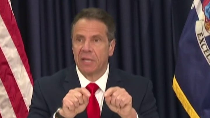 Why is Governor Cuomo still sending 'most at-risk' to NY nursing homes?