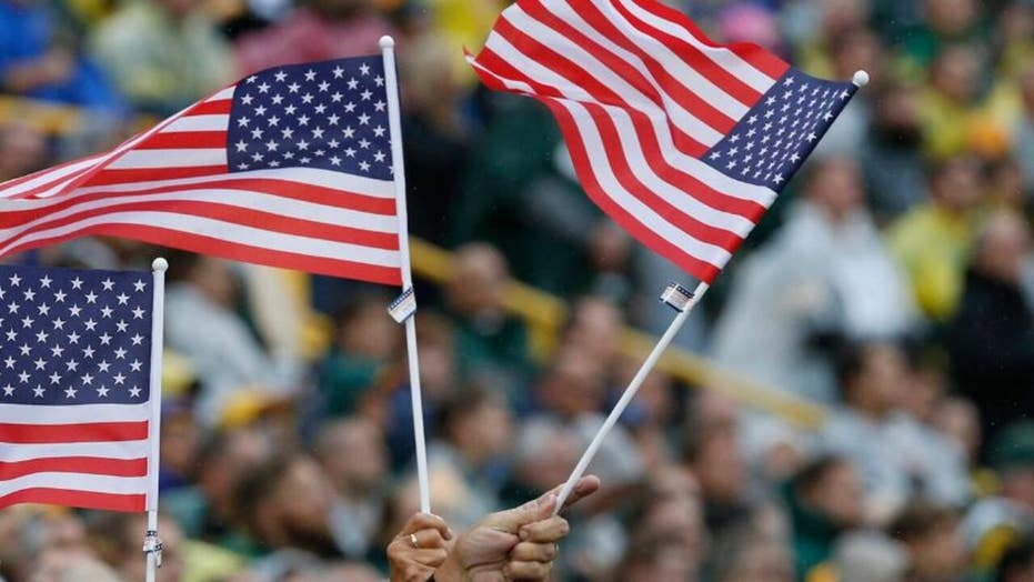 Cancel the National Anthem? LA Times writer calls to replace 'The Star-Spangled Banner'