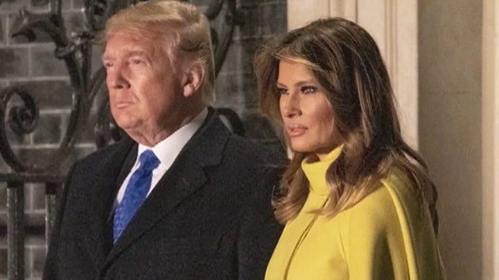 President Trump and First Lady Melania Trump test positive for coronavirus