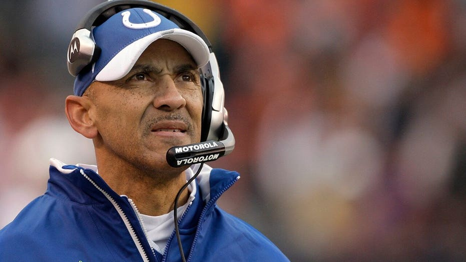 Super Bowl-winning coach Tony Dungy shares Bible verse that inspired him during NFL career