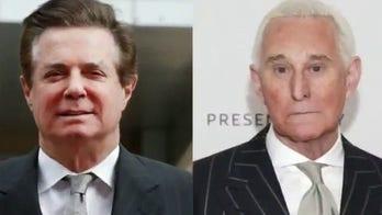 Media furor over Trump pardons
