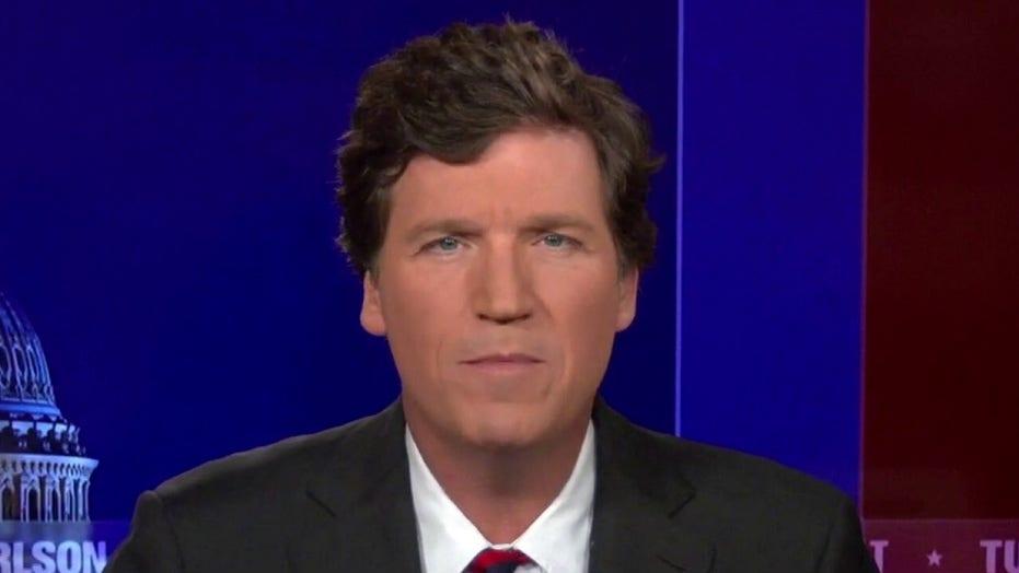 Tucker Carlson: 'Let's go Brandon' chants are demonstrations of pro-Biden unity