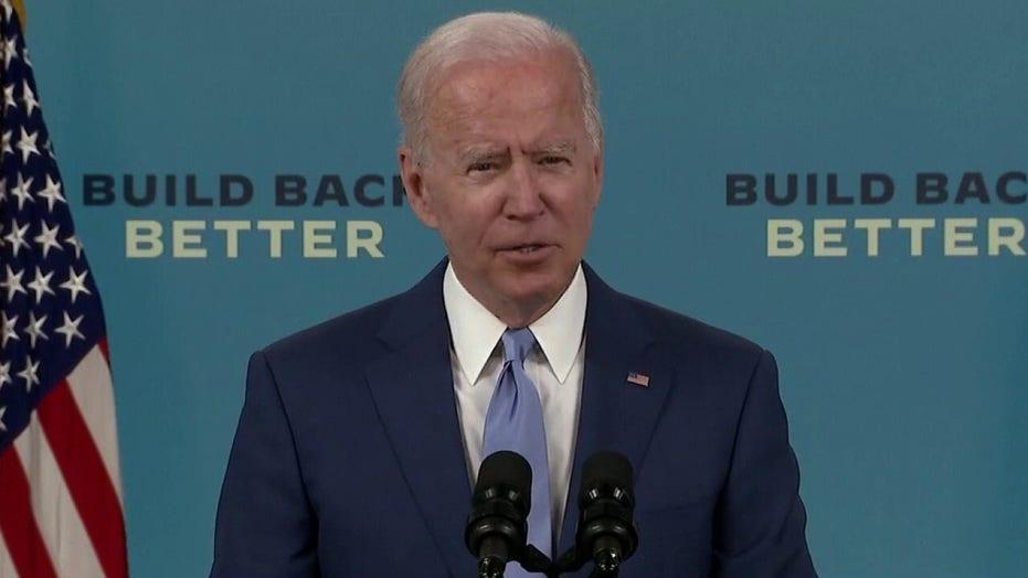WaPo editorial board scolds progressives amid Dem spending battle: 'Stop demanding' a 'revolution' from Biden