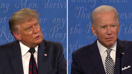 RNC Chairwoman McDaniel: At debate Trump proves he'll keep fighting for us, Biden revealed as empty vessel
