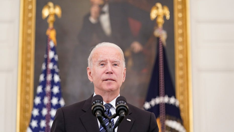 Biden uncertain if federal government can issue vaccine mandate