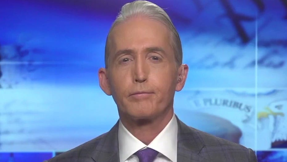 Gowdy shreds Politico reporter for attacking Gold Star family of Marine killed in Kabul: Where is the respect?