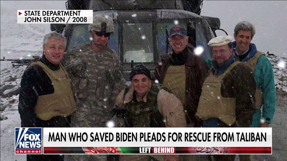Man that rescued Biden in Afghanistan now pleads for rescue from the Taliban: 'Do not forget me and my family'