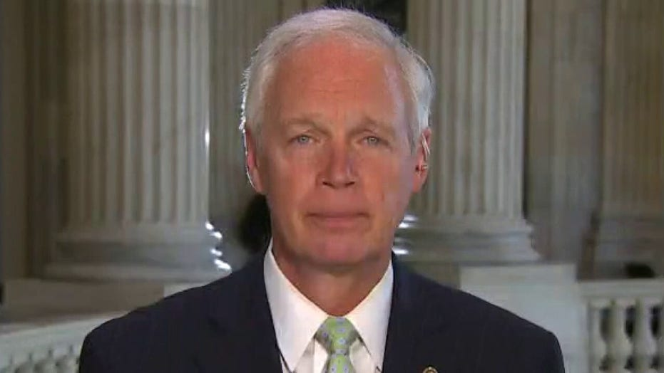 Sen. Johnson: Mainstream media bias 'an enormous problem we face in this nation'
