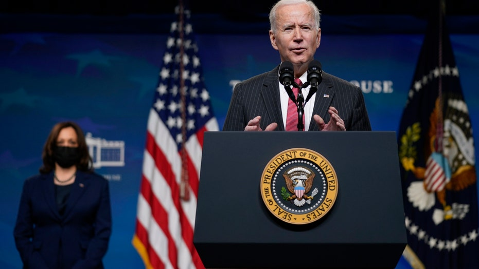 Biden meets with bipartisan group of mayors and governors