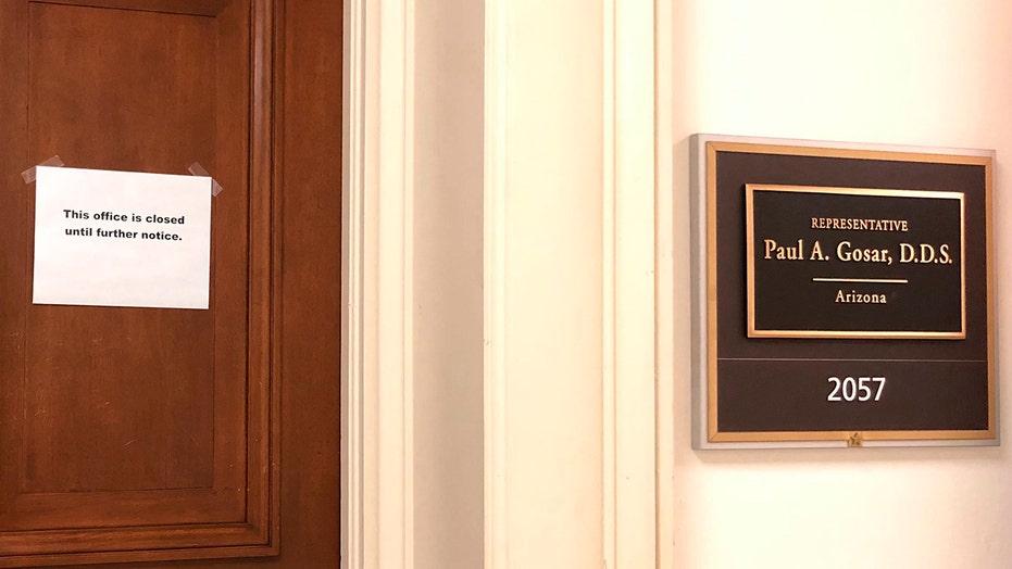 Representante GOP. Paul Gosar to fundraise with purported Holocaust denier
