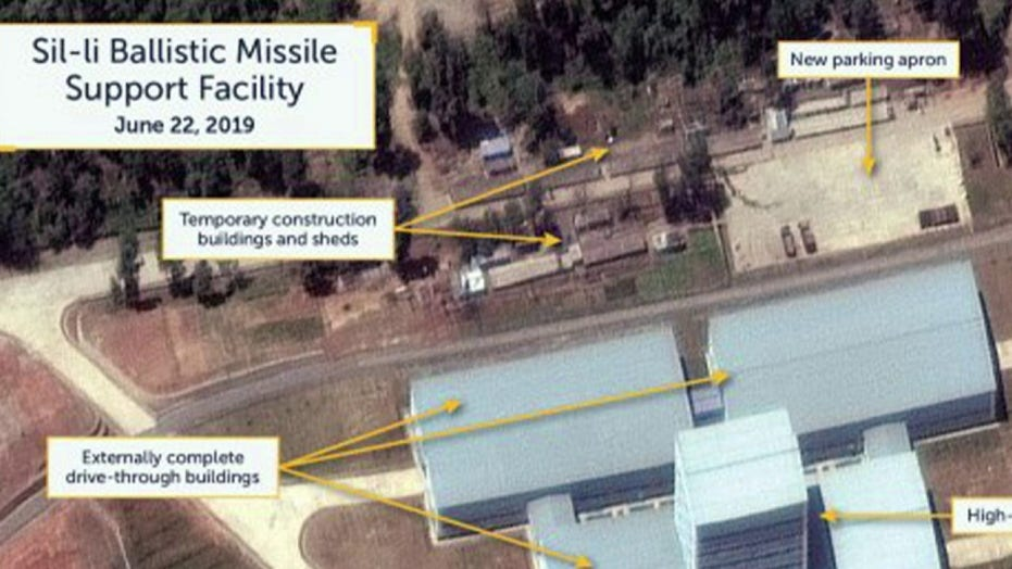 North Korea facility almost certainly linked to ballistic missile program, think tank says