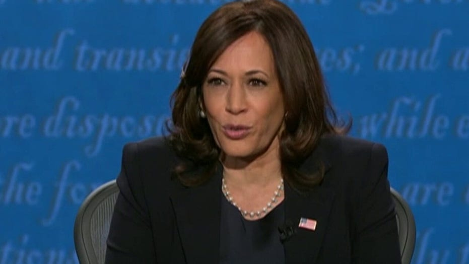 Vice presidential debate: ABC News only fact checks Pence, ignores Harris