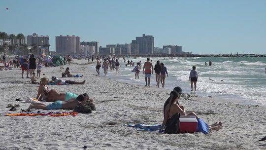 Beach communities prepare for spring breakers amid pandemic
