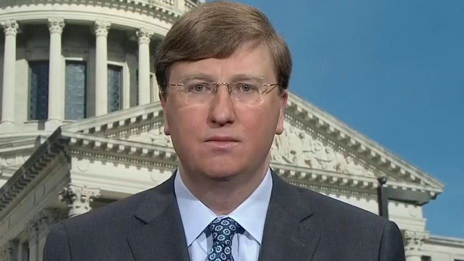 Gov. Tate Reeves on Mississippi coronavirus response and recovery