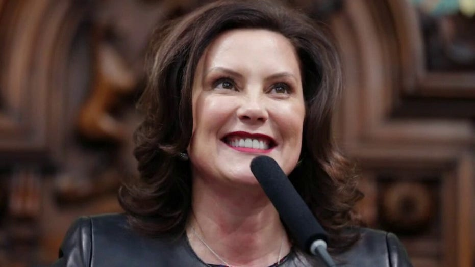 Michigan Gov. Whitmer's controversial Florida trip subject of IRS complaint