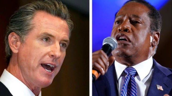 Newsom failed to address California problems that led to recall 'in the first place': Yoo