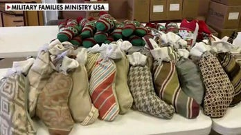Military Families Ministry USA brightens holiday season for deployed service members