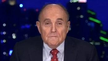 Giuliani tears into Biden: 'The man has something wrong with him'