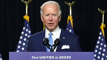 Biden's VP rollout stumbles from the start