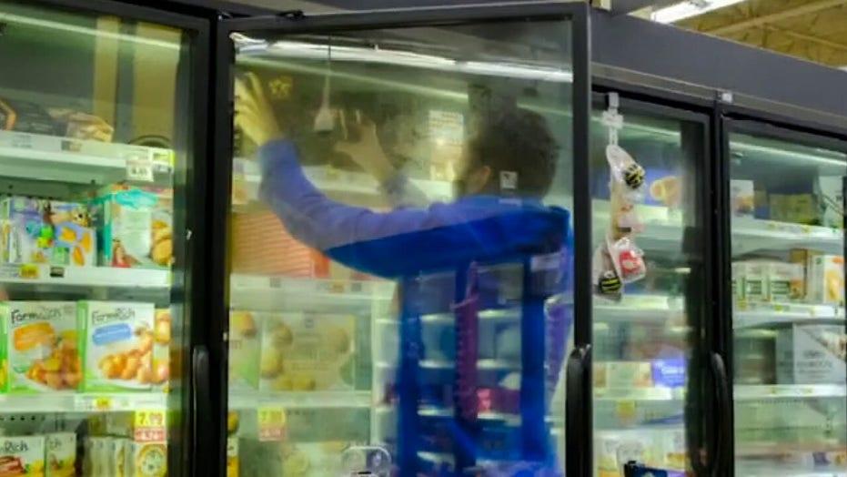Can coronavirus be transmitted through frozen food?
