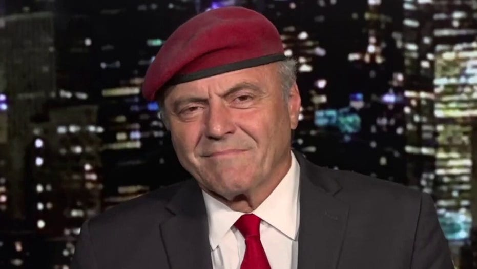Guardian Angels' Sliwa, NYC GOP nominee: I'll end 'All-Out-Crazy' AOC's, de Blasio's 'handcuffing' of NYPD