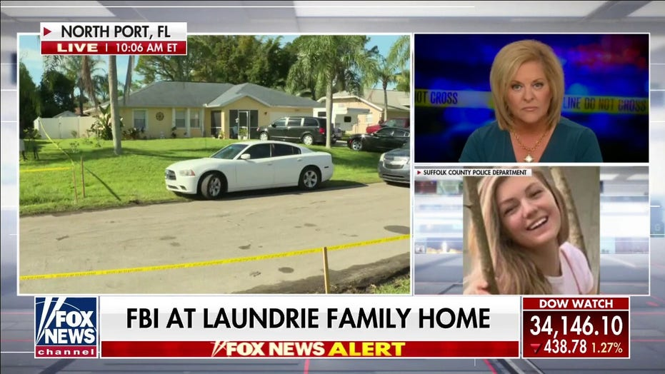 Nancy Grace on Gabby Petito case: 'How long has Brian Laundrie really been gone?'