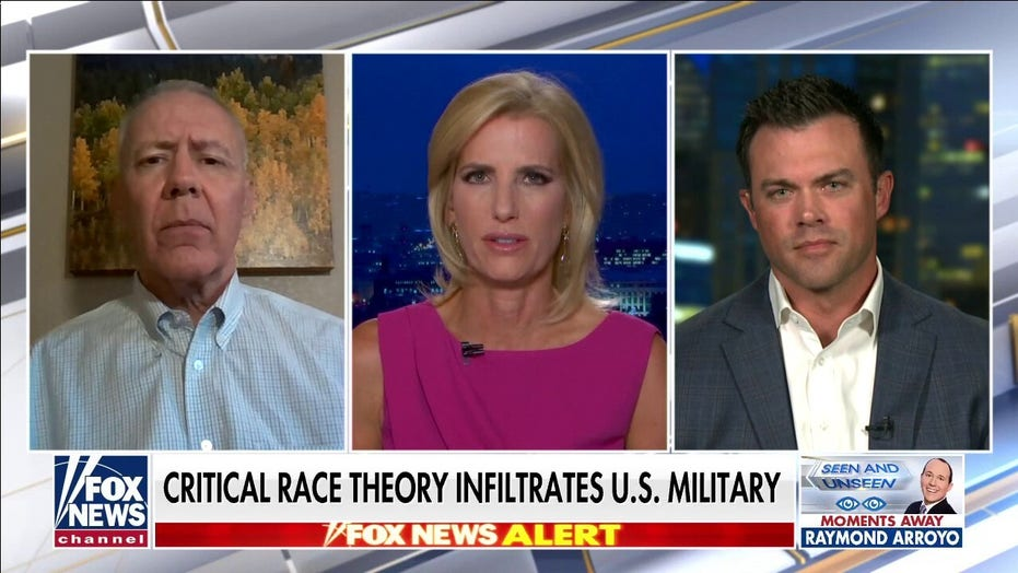 US military under fire for support of critical race theory, ties to Big Tech
