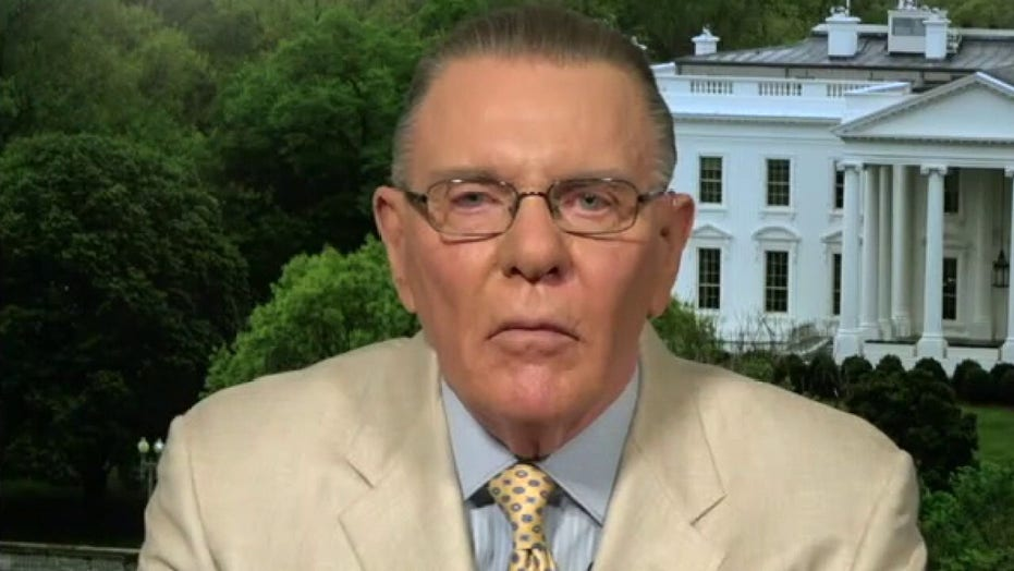 Gen. Jack Keane reacts to third major explosion in Iran