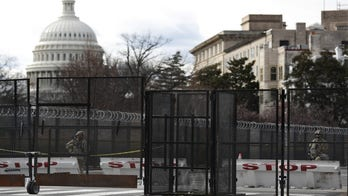 Nation's capital on lockdown against potential 'insider attack'