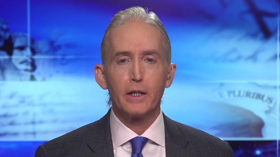 Trey Gowdy: America's 'beauty and uniqueness' is her relentless pursuit of the impossible