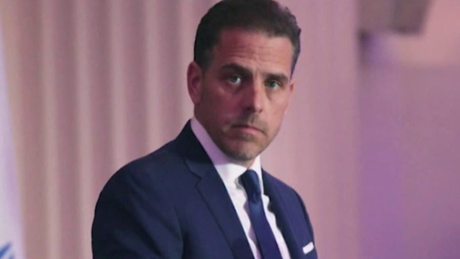 Devin Nunes: Hunter Biden art plan is 'outrageous' — and 'the American people know it'