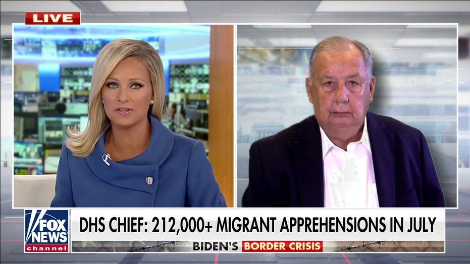 Texas judge says he asked Secretary Mayorkas for migration 'pause' as facilities run out of capacity
