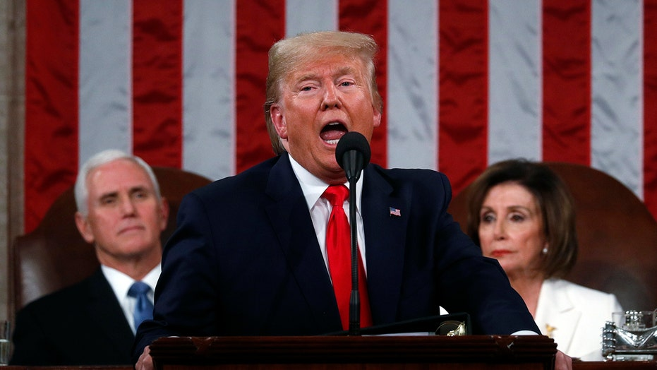 Brit Hume, Dana Perino and Chris Wallace name key moments from President Trump's State of the Union address