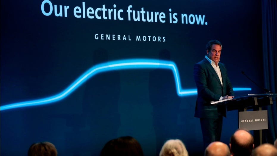 What electric vehicles does General Motors make?
