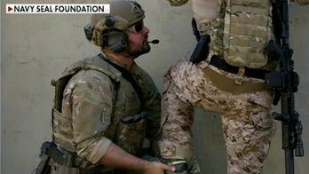Navy SEAL Foundation sets fort-building challenge for kids