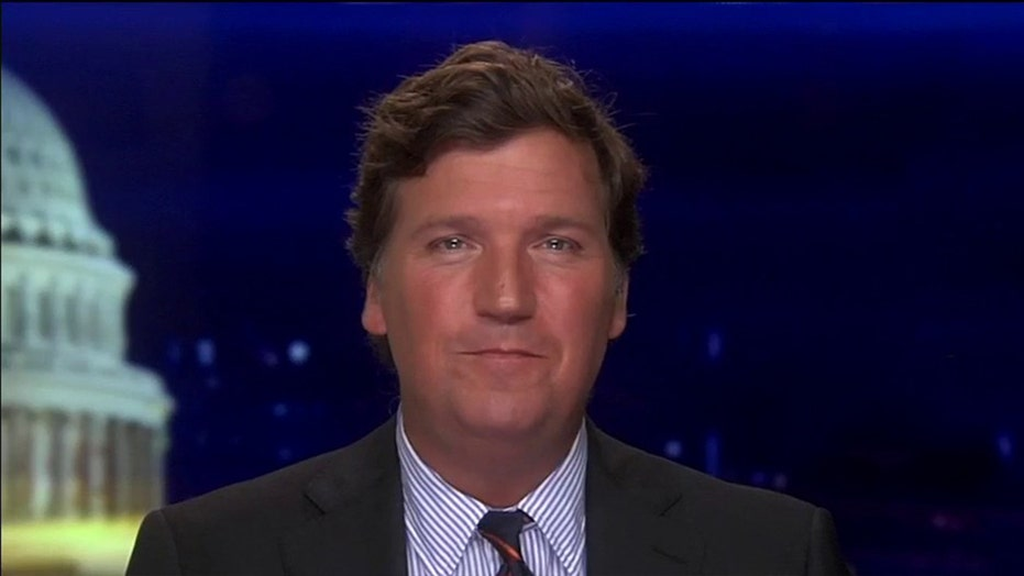 Tucker reacts to MSNBC's embarrassing math mess up