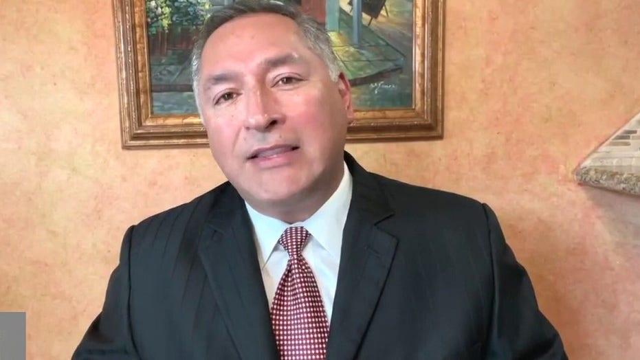 Latino GOP mayor says many traditionally Democrat Hispanics are 'opening their eyes'