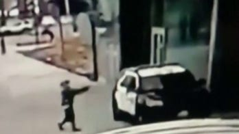 One of ambushed LA deputies released from hospital