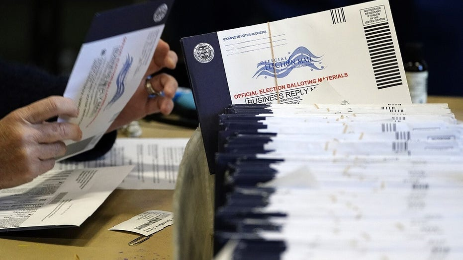 Nevada: More than 120,000 mail-in, provisional ballots in Clark County still need to be counted