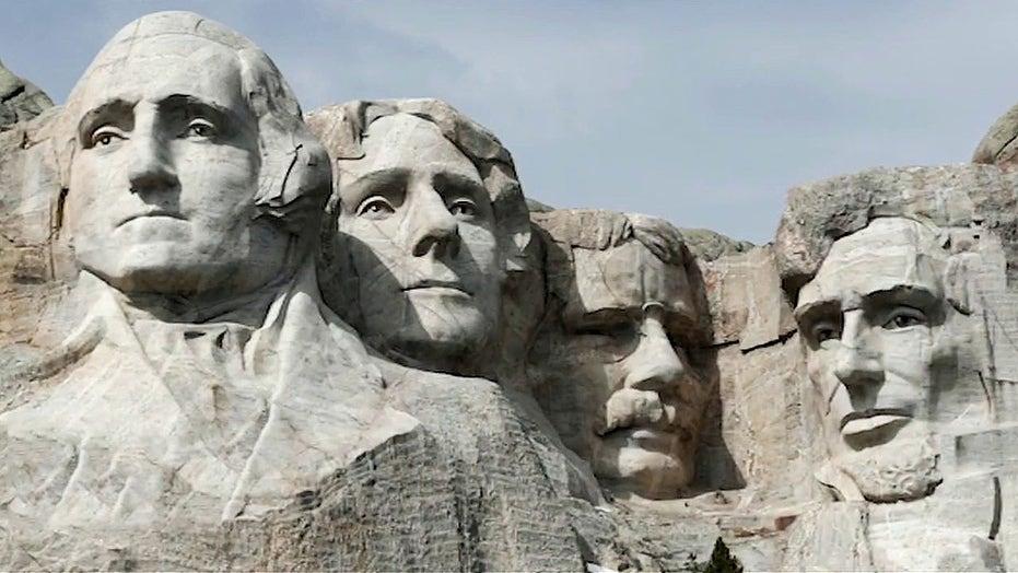 Gov. Kristi Noem warns Mount Rushmore won't be targeted: 'Not on my watch'