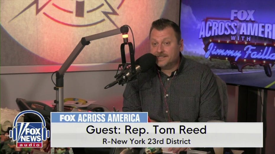 GOP Rep. Tom Reed 'definitely looking' at challenging NY Gov. Cuomo amid nursing home controversy