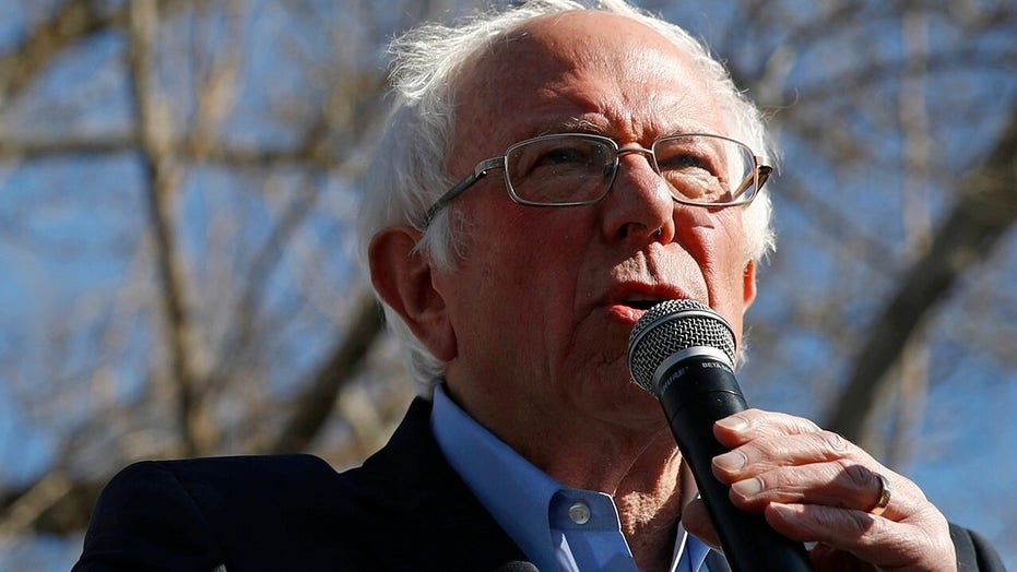 Sanders hedges on accepting campaign money from 'billionaire' Bloomberg in general election