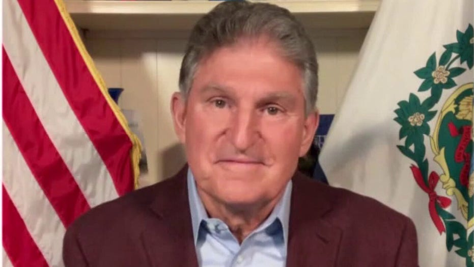Manchin reveals whether he'd support a second infrastructure bill, responds to calls to join GOP