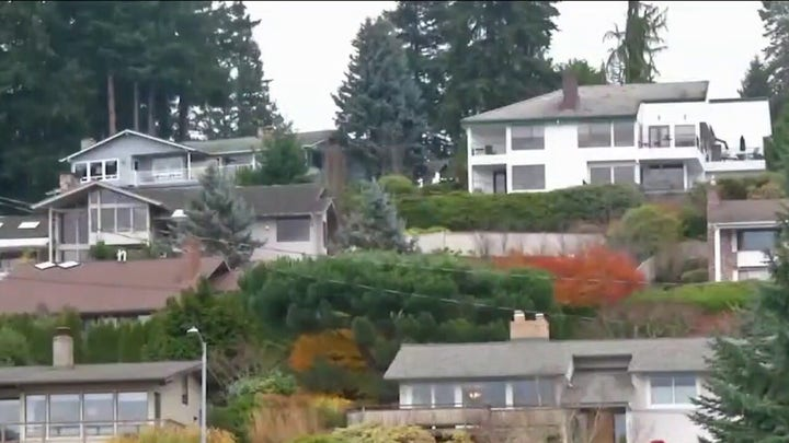 Suburban Seattle police report cases of people knocking on doors, claiming they're rightful homeowners